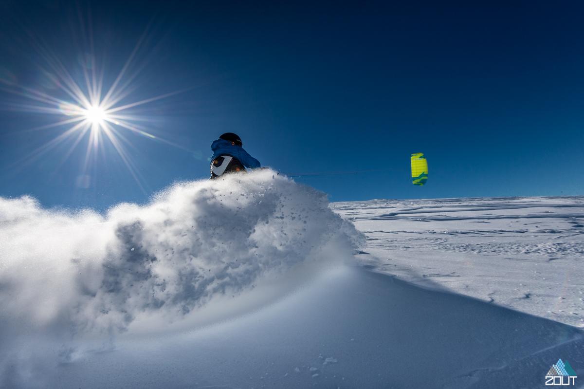Snowkiten Noorwegen Rein Rijke Zout Fotografie