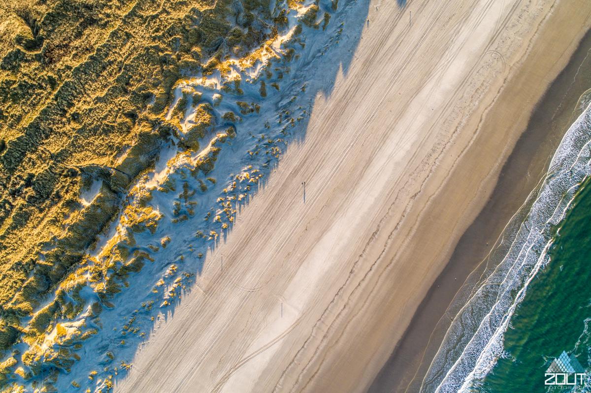 Drone Terschelling Zout Fotografie