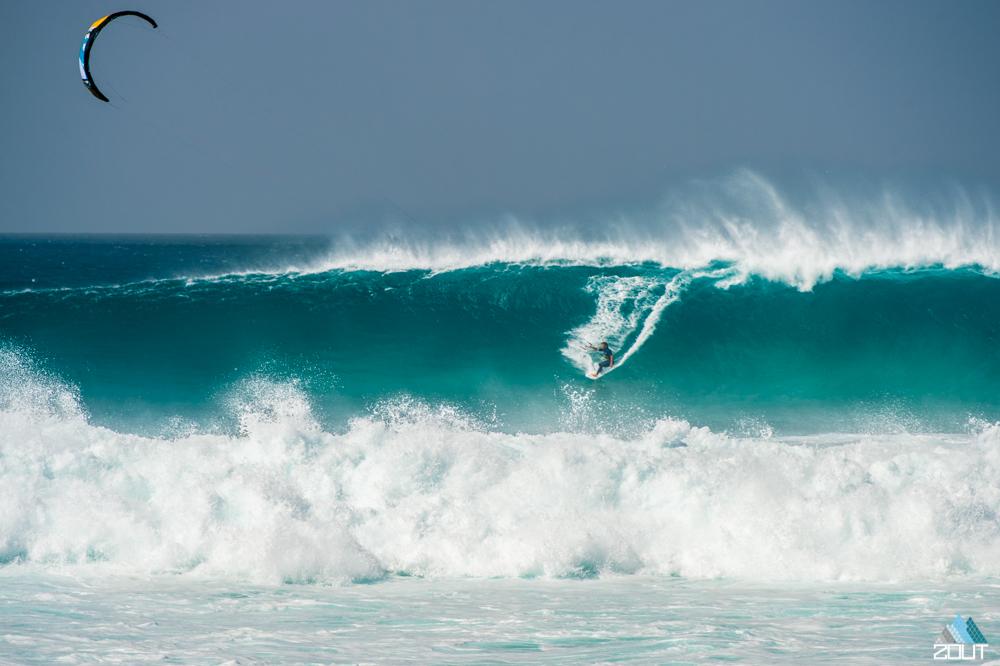 Lex Donse Surf kitesurfing