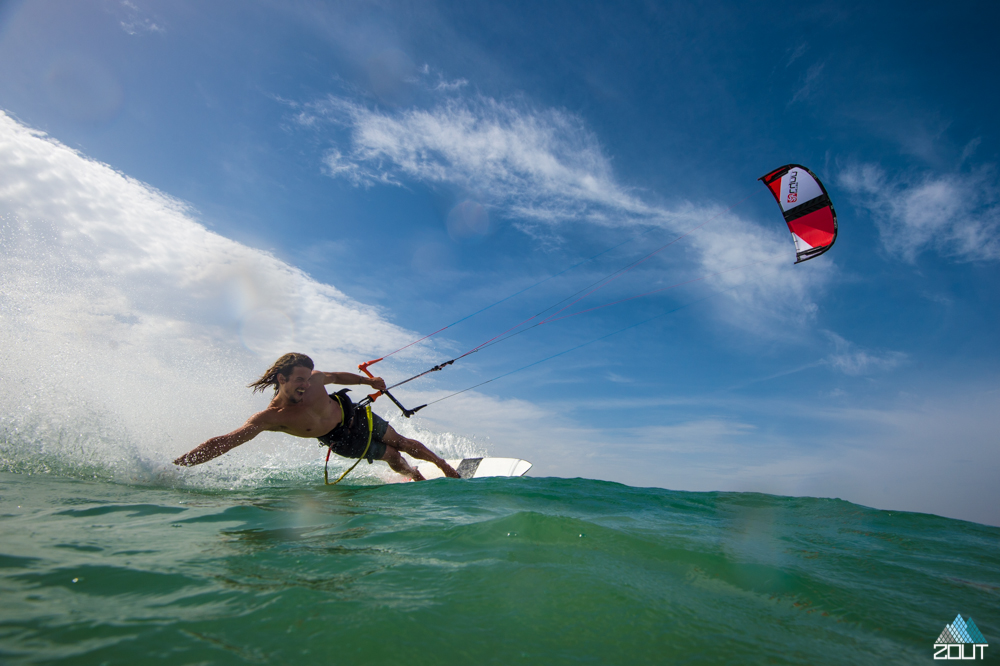 Kitesurfing Cabo Verde Lex Donse