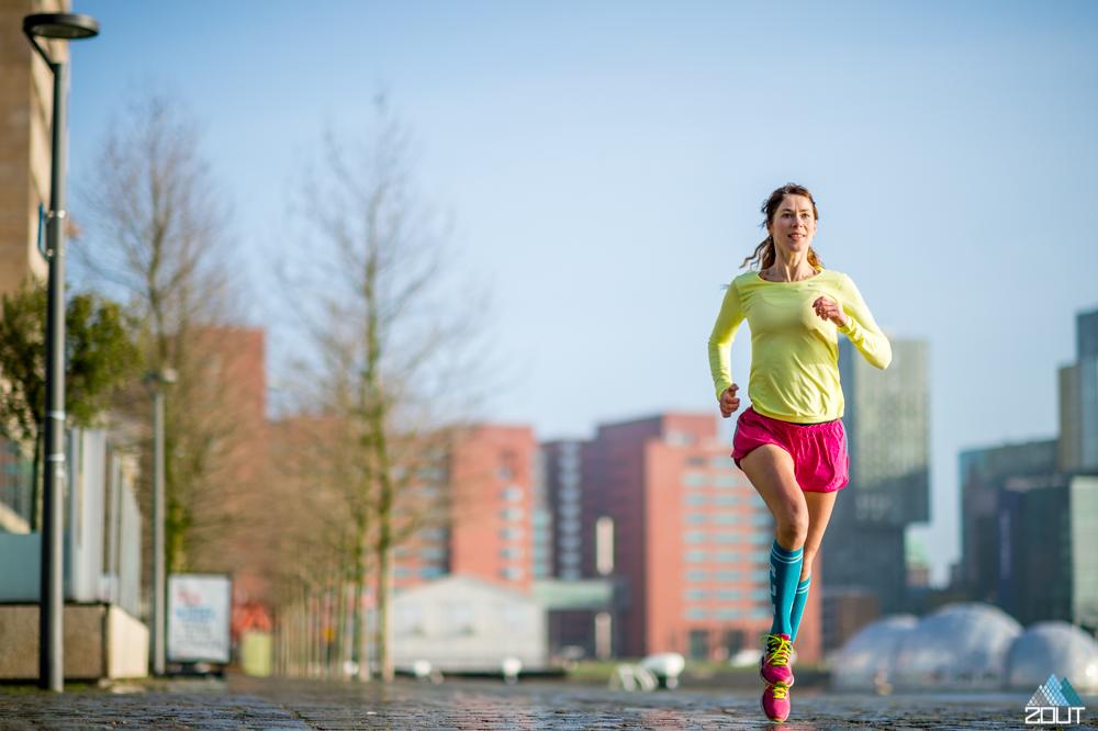 Hardlopen voor Vrouwen - Barbara Kerkhof, Katendrecht, Rotterdam, Zout Fotografie