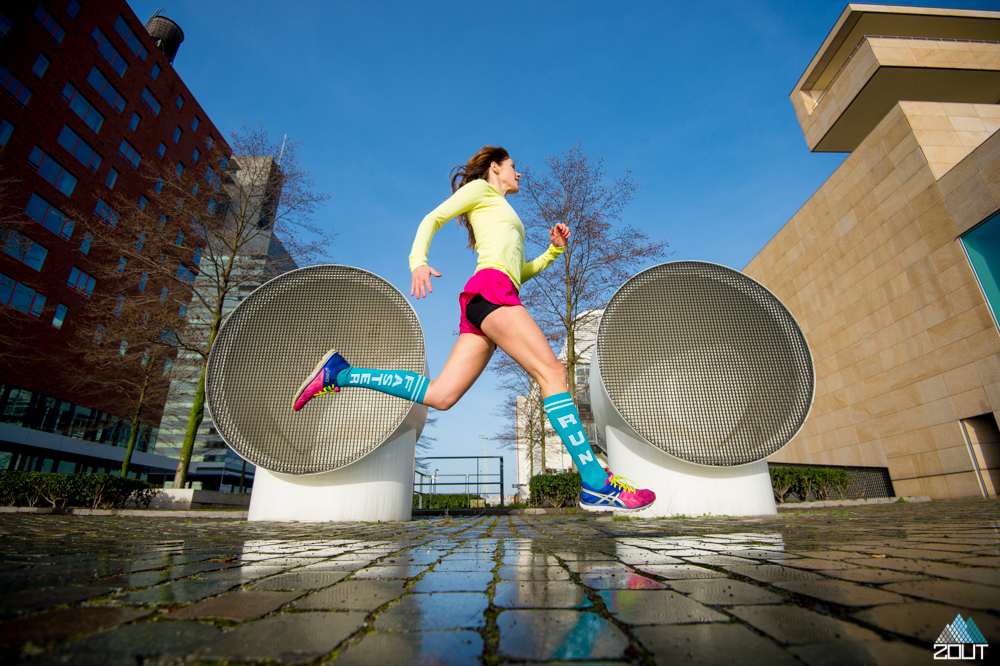 Hardlopen voor Vrouwen Barbara Kerkhof