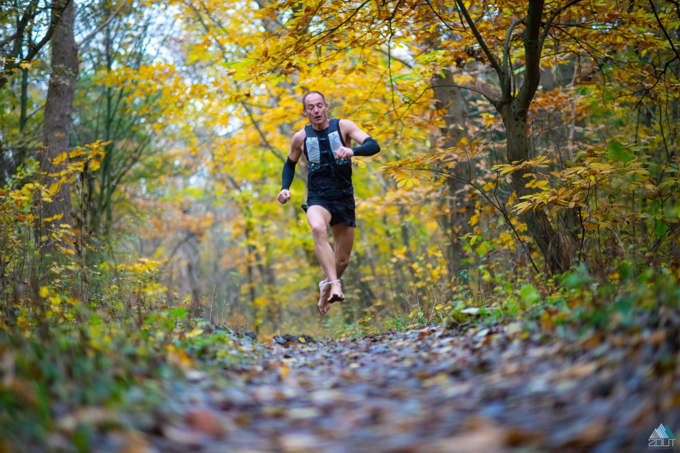 hardlopen blotevoeten Graef Castricum Trail foto Zout Fotografie