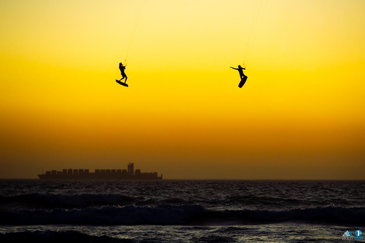 PLKB Zout Fotografie Kitesurfen