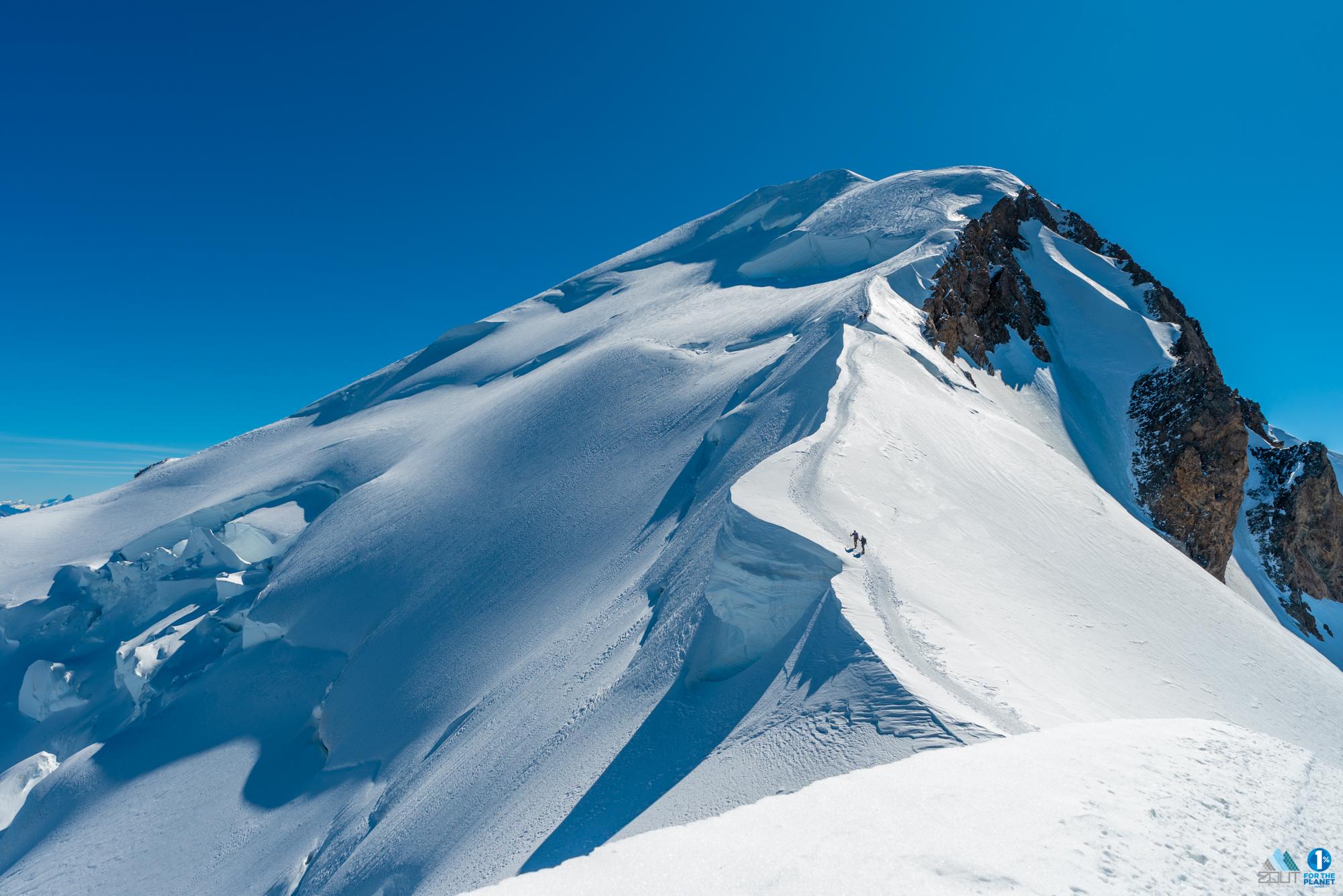 Beklimming Mt Blanc Normaal Route