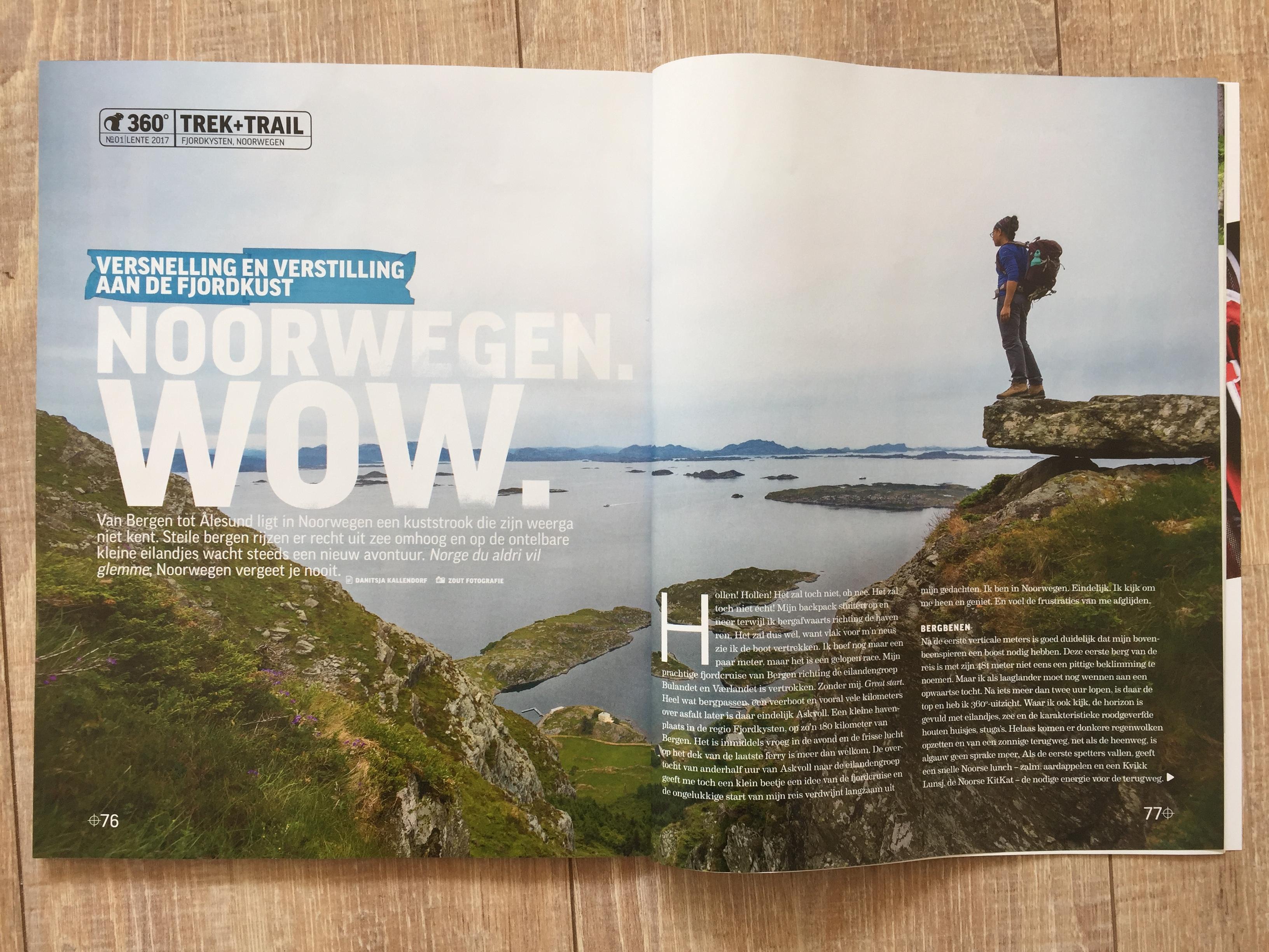 Bever 360 magazine lente 2017