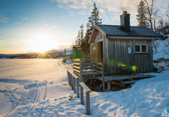 Mooiste Sauna van Zweden
