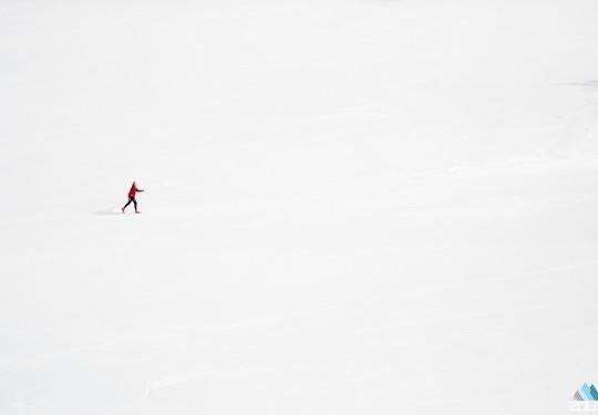 Langlaufer Noorwegen - Zout Fotografie