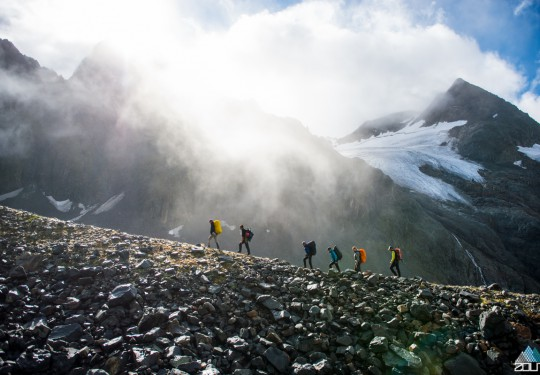 Stubaier Alpen Oostenrijk - Zout Fotografie Rein Rijke