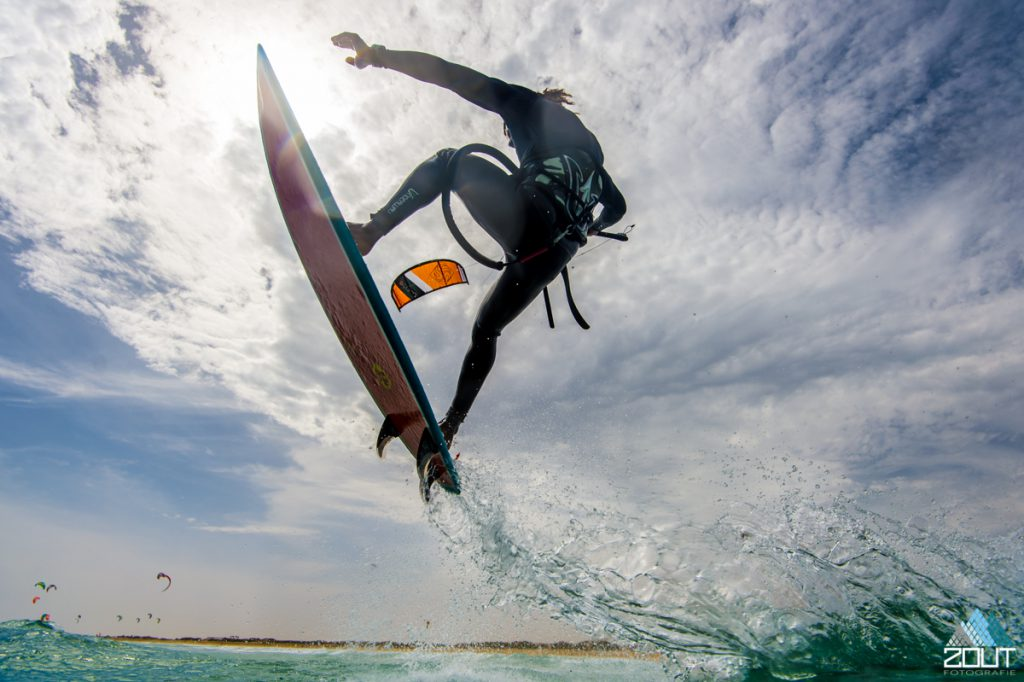 Cadeaubon Fotoshoot Kitesurfen kitesurf kiteboard fotograaf