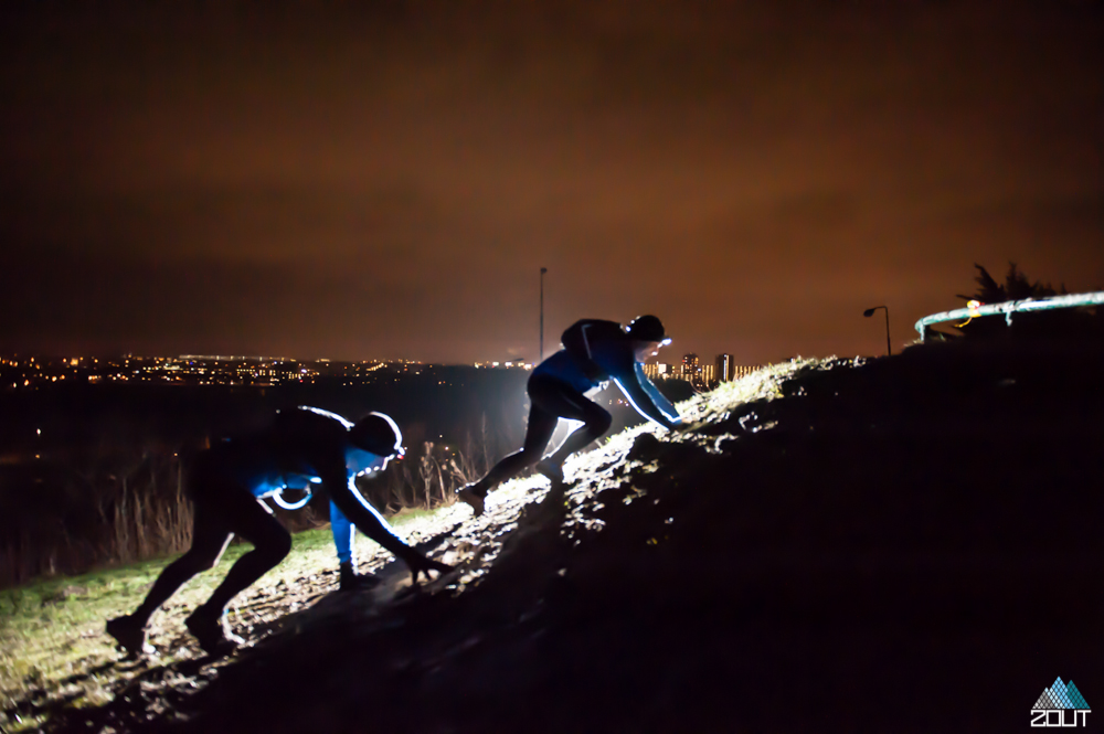 Petzl Night Trail MudSweatTrails Bergschenhoek