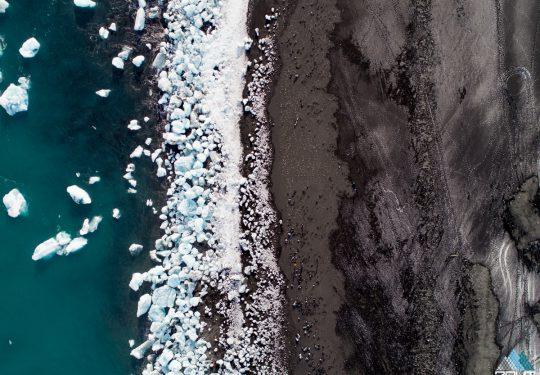 Jökulsárlón lagoon - Zout Fotografie Rein Rijke