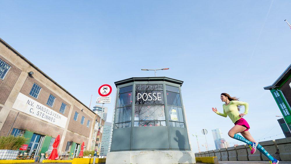 Posse, Hardlopen voor Vrouwen - Barbara Kerkhof, Katendrecht, Rotterdam, Zout Fotografie