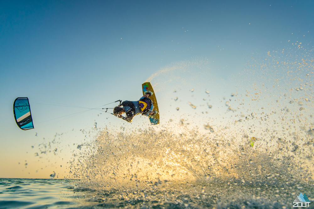 kitesurf fotograaf Kiteboarding Aruba Caribbean Zout Fotografie Rein Rijke