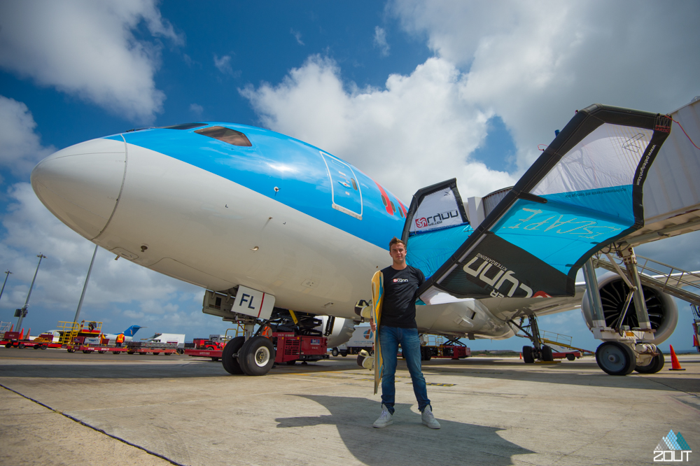 Tui Kiteboarding Aruba Caribbean