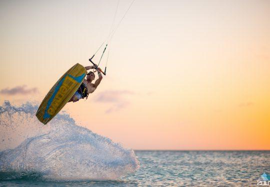 Kitesurfing Aruba