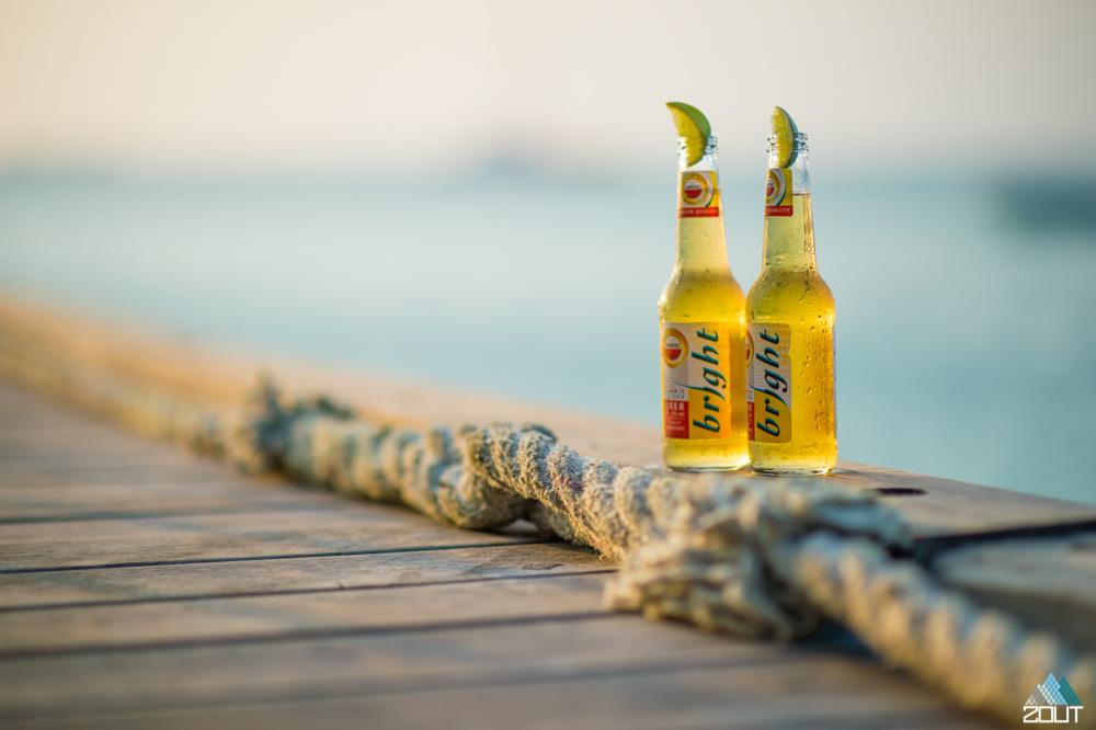 Bright Beer bier Aruba