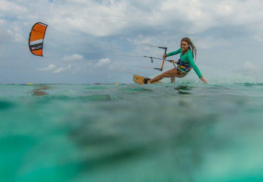 Kiteboarding Aruba