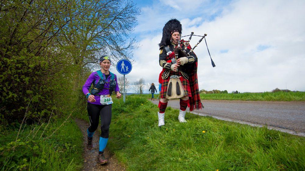 Doedelzak Koning van Spanje trail running Zout Fotografie