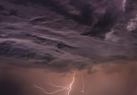 Onweer Utrecht