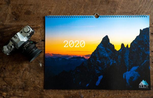 Foto kalender 2020 Zout Fotografie