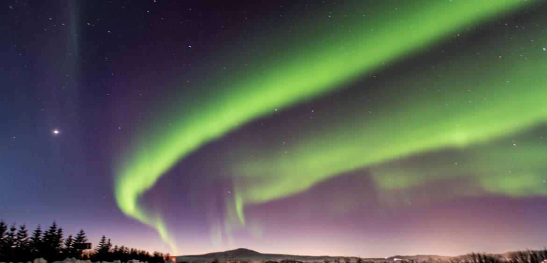 Noorderlicht IJsland Zout Fotografie