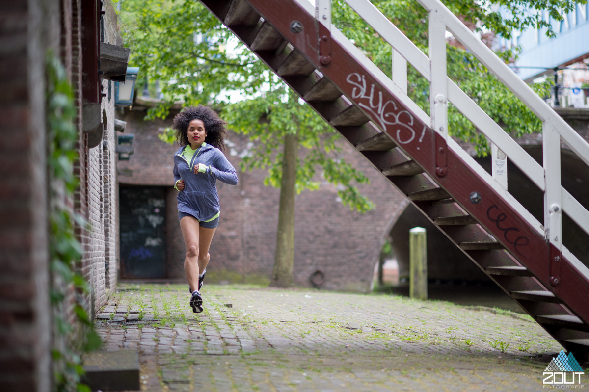 Hardlopen Utrecht Zout Fotografie