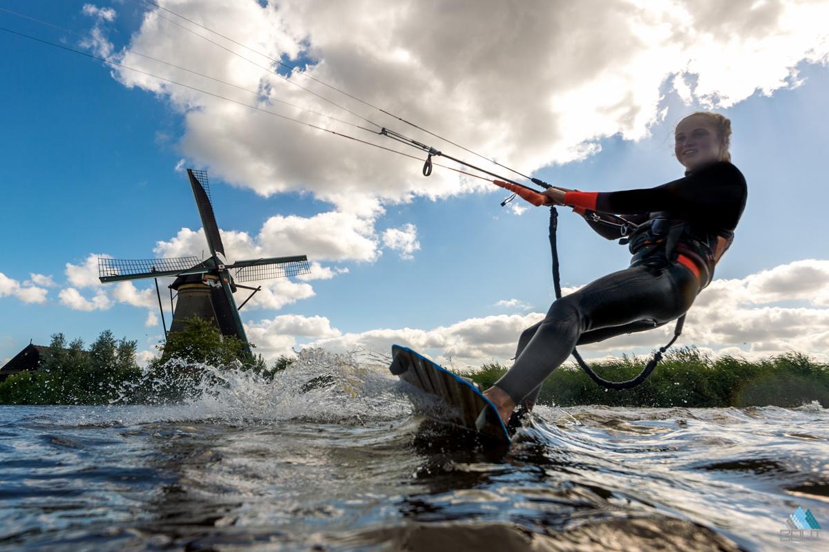 kiteboard fotografie Lieuwe Boards