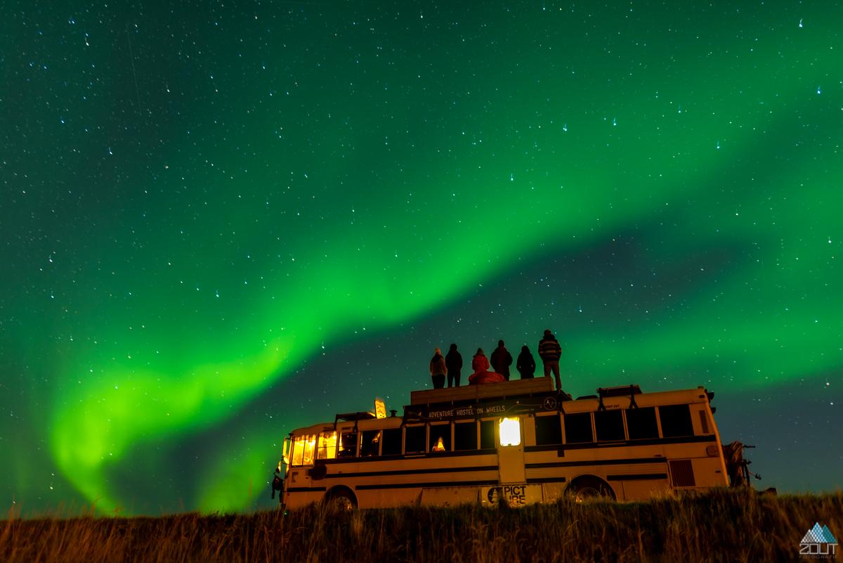 Nomads Bus Norway 2017 Zout Fotografie Rein Rijke