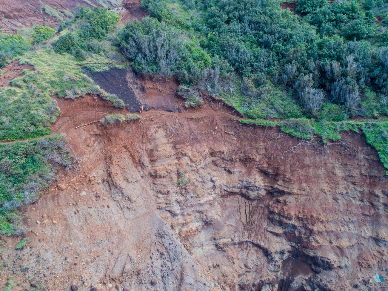 Na Pali Coast Wilderness State Park -Kalalau Trail