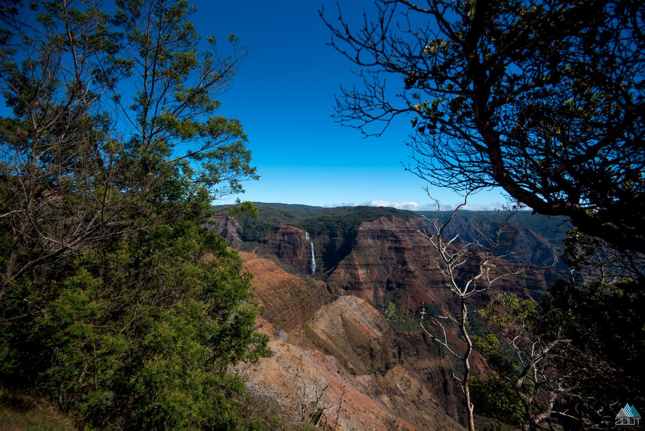 Waimea Canyon Zout Fotografie