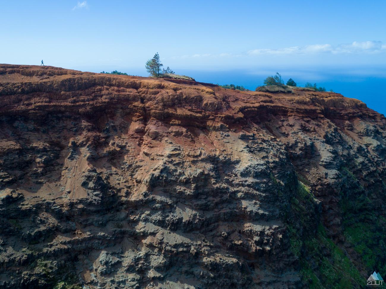 Hawaii Kauai Nu'Alolo Trail