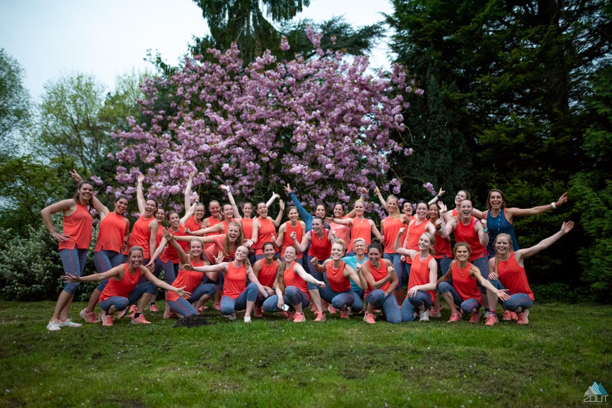 Asics SAKURA launch Zout Fotografie