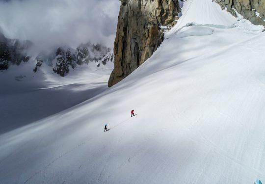 Expeditie Academie - Grand Glacier