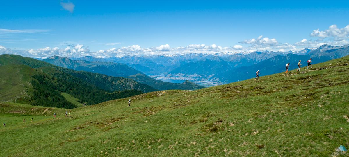 Skyrunning Vertical Scenic Trail