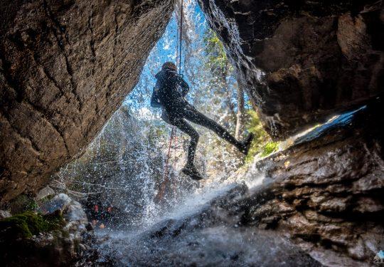 Canyoning Ecrins SNP reizen