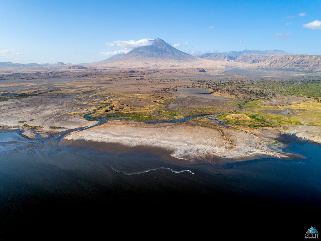 Cadeaubon Fotoshoot Kitesurfen kitesurfing lake natron tanzania