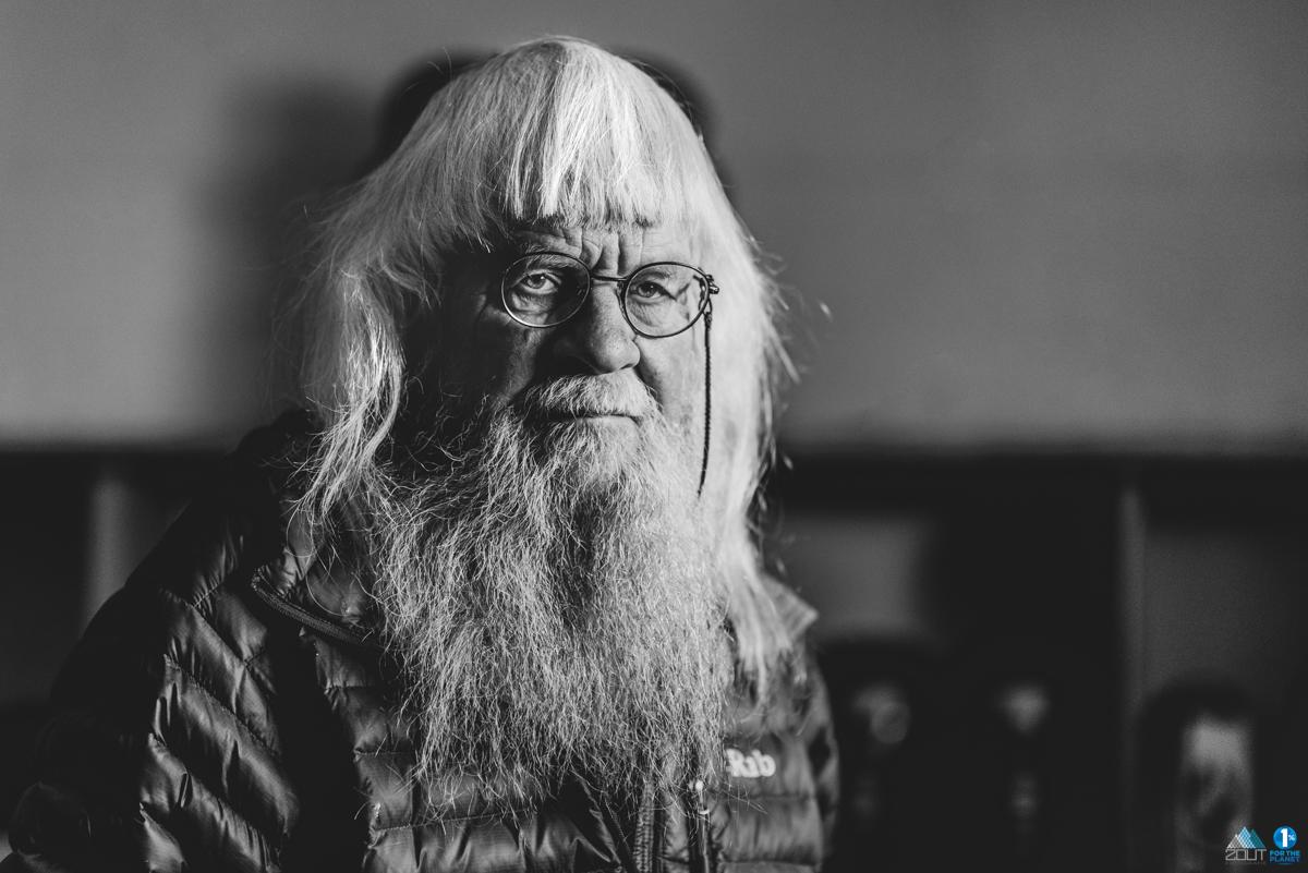 Portret Werner Munter Rein Rijke zout fotografie