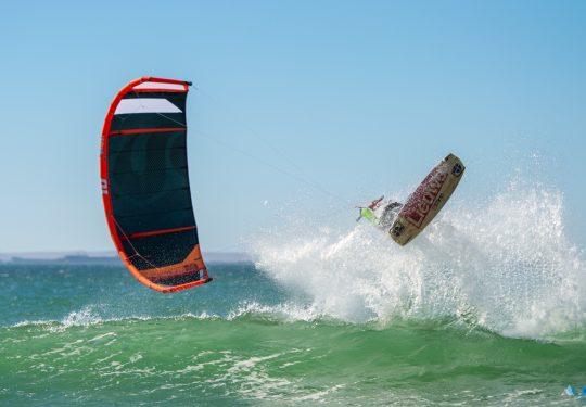 Kiteboarding Kaapstad