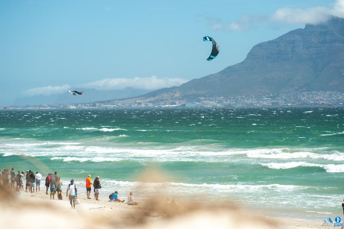 KOTA Cape Town PLKB Kitesurfen