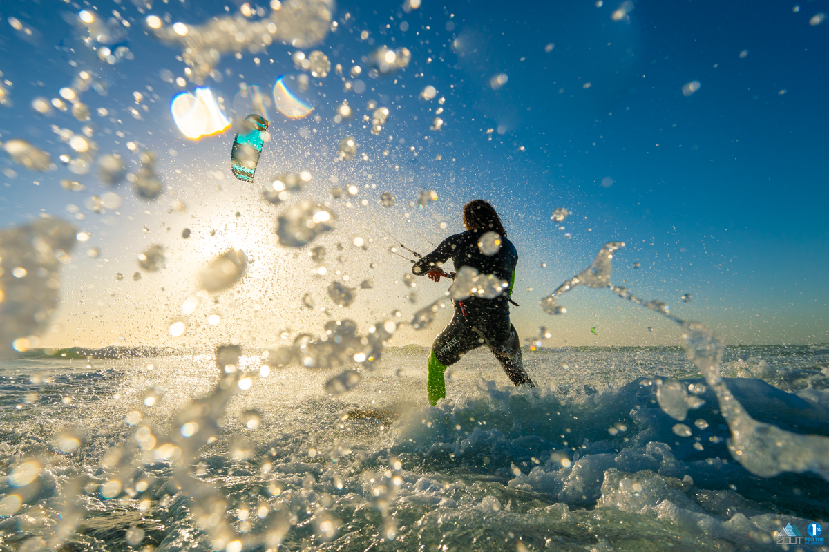 Cadeaubon Fotoshoot Kitesurfen kitesurf fotograaf
