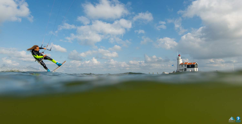 Watersport fotografie Paard van Marken Onderwaterhuis fotograaf
