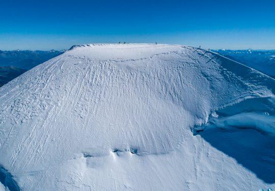 Mont Blanc summit (4810m)