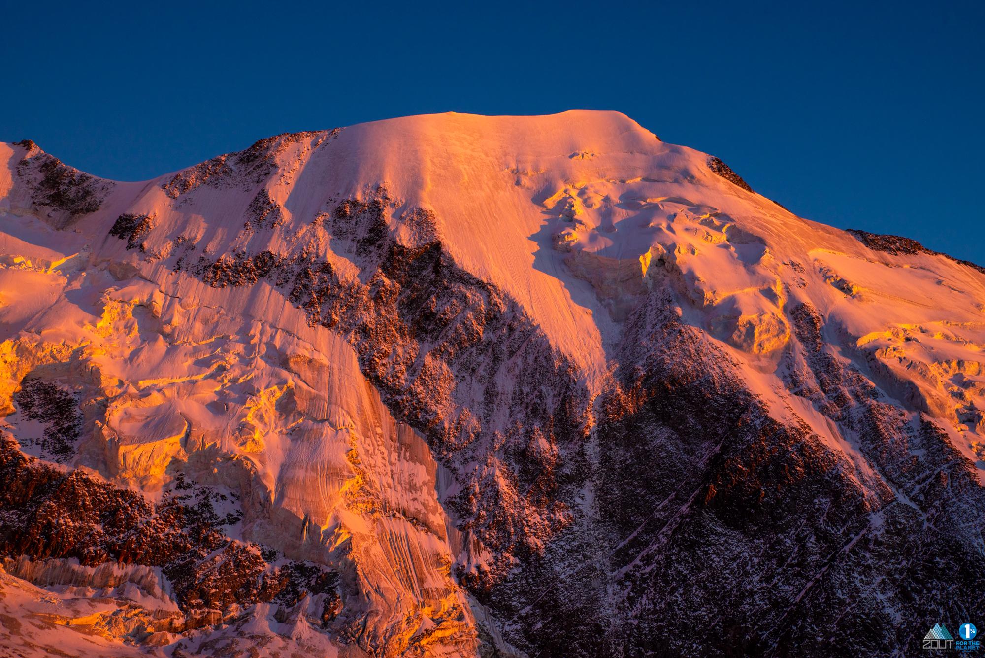 Mt Blanc Tete la Rouge
