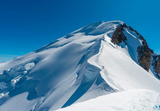 Beklimming van Mt Blanc (4810m)