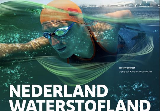 Waterstof Campagne Missie H2 Ferry Weertman