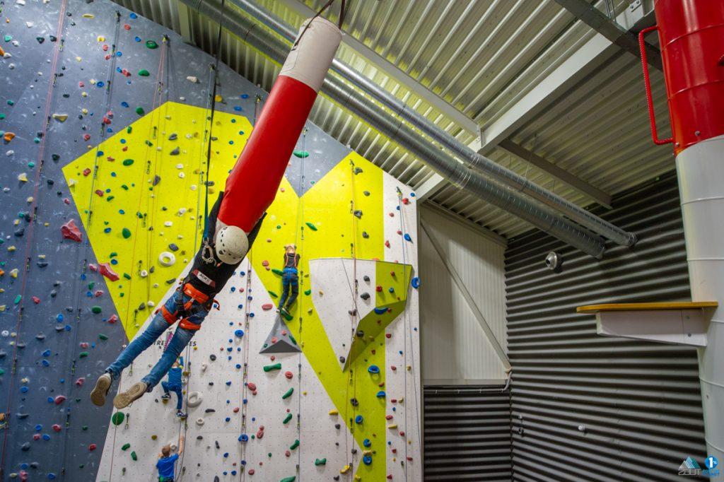 Clip 'n Climb Friesland  Mountain Network Noardwand Leeuwarden