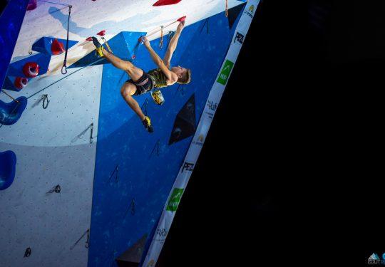 NK LEAD klimmen