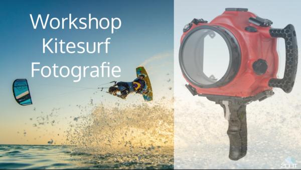 Workshop kitesurf fotografie onderwaterhuis