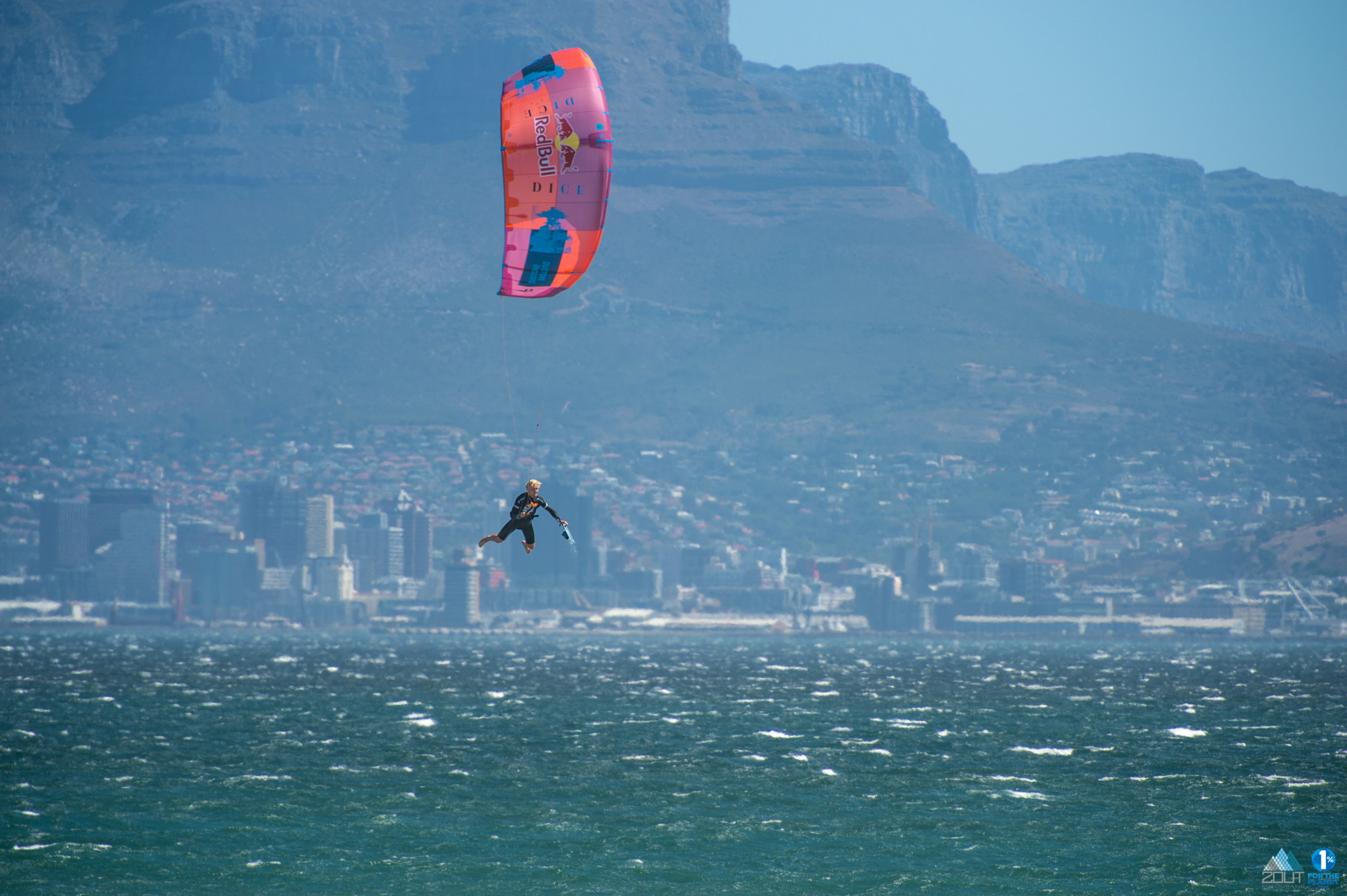 Lasse Walker Redbull King of the Air kitesurfing Cape Town kitesurfen fotografie KOTA